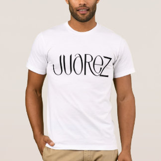 Juarez black Mens T-shirt