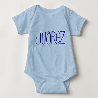 Juarez blue Infant Baby Bodysuit