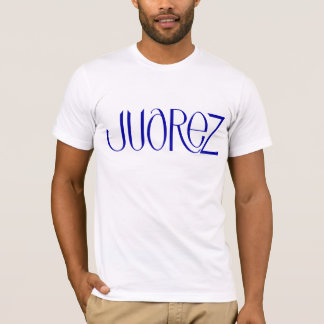 Juarez blue Mens T-shirt