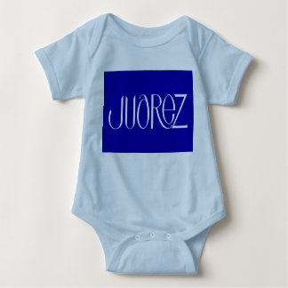 Juarez white Infant Baby Bodysuit