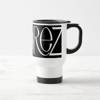 Juarez white Travel Mug