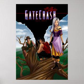 Juathuur: Gatecrash Vol 1 Poster