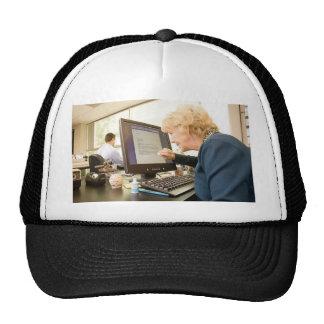 Jubilación anticipada gorra