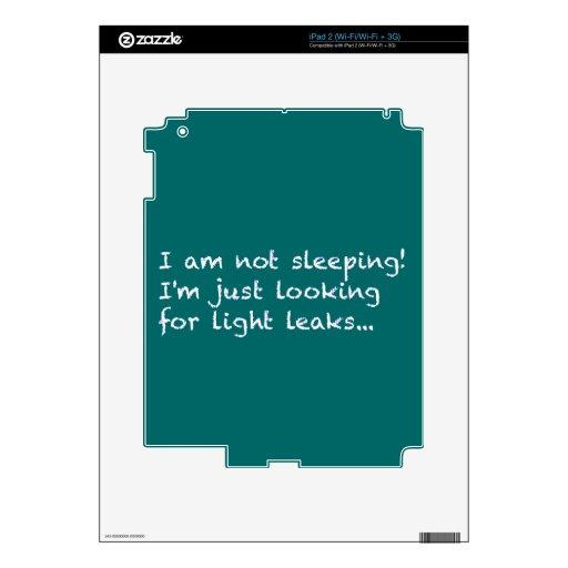 ¡Jubilado - no estoy durmiendo! Skins Para eliPad 2