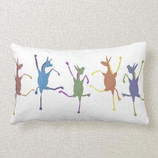 Jubilant Jennets Donkey Pillow