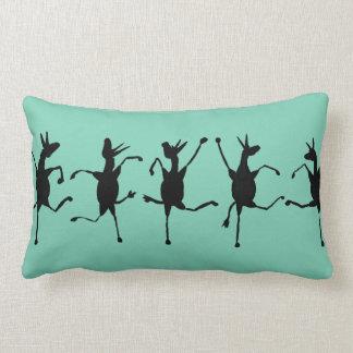 Jubilant Jennets Donkey Shadow Pillow