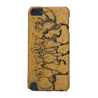 Jubilant Mice iPod Touch 5G Case
