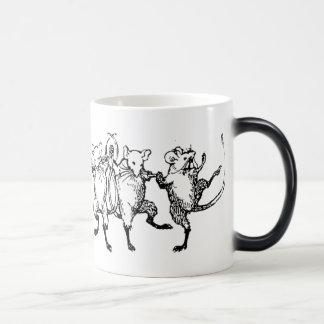 Jubilant Mice Magic Mug