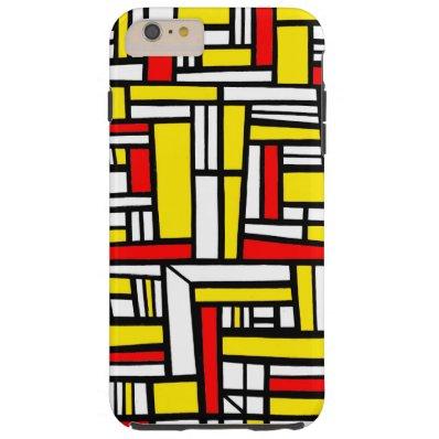 Jubilant Nice Straightforward Funny Tough iPhone 6 Plus Case