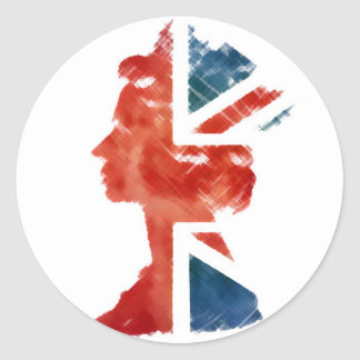 Jubilee Classic Round Sticker