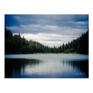 Jubilee Lake Postcard