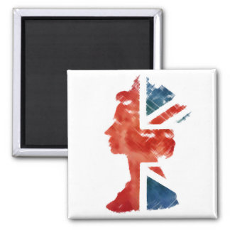 Jubilee 2 Inch Square Magnet