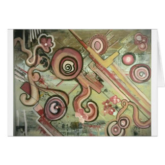 Jubilee Movement Straw Acrylic Art Card