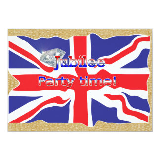 Jubilee party invitation