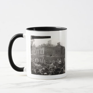 Jubilee Procession in Whitehall, 1887 Mug