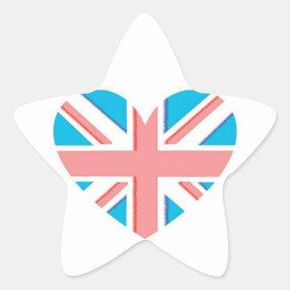 Jubilee Star Sticker