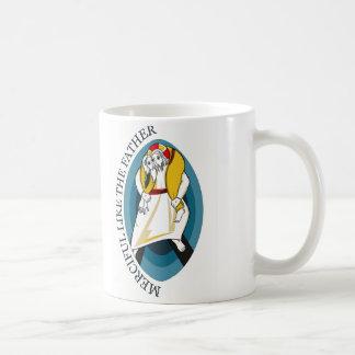 JUBILEE YEAR OF MERCY GEAR COFFEE MUG
