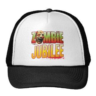 Jubilee Zombie Head Trucker Hat
