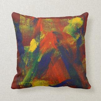 Jubileo abstracto de la pintura 31 cojín