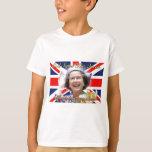 Jubileo de diamante del HM reina Elizabeth II Camisas