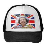 Jubileo de diamante del HM reina Elizabeth II Gorra
