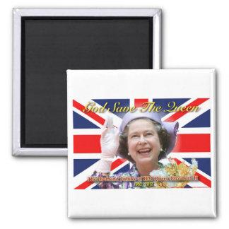 Jubileo de diamante del HM reina Elizabeth II Iman