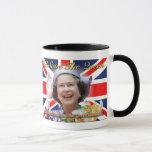 Jubileo de diamante del HM reina Elizabeth II Taza
