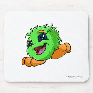 JubJub Green Mouse Pad