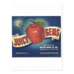 Jucy Gems Postcard