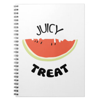 Jucy Treat Notebooks