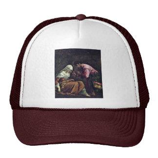 Judah And Tamar By Ponte Jacopo Da Best Quality Trucker Hats