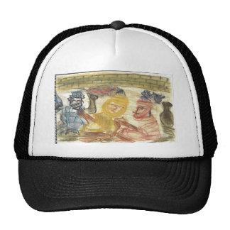 Judah de Mediterrania Trucker Hat
