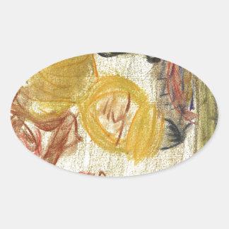 Judah de Mediterrania Stickers