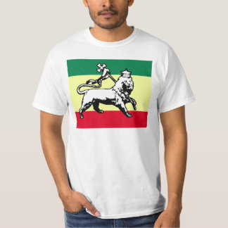 Judah Lion, Estonia flag T-Shirt