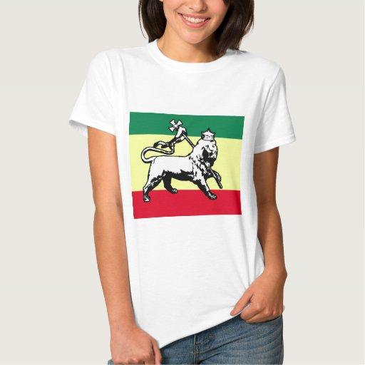 Judah Lion, Estonia flag T-shirts