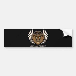 Judah Priest Bumper Sticker