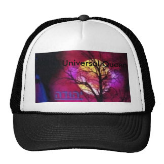 judahrollins Universal Queen Trucker Hats