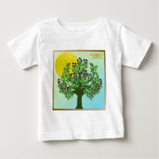 Judaica 12 Tribes Israel Asher Baby T-Shirt