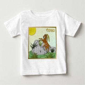 Judaica 12 Tribes Israel Naphtali Baby T-Shirt