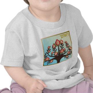 Judaica 12 Tribes Israel Reuben T-shirts