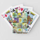 Judaica 12 Tribes of Israel Art Card Decks