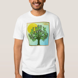 Judaica 12 Tribes Of Israel Asher T-shirt