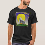 Judaica 12 Tribes Of Israel Benjamin T-Shirt