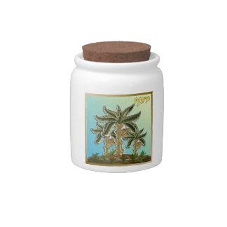 Judaica 12 Tribes Of Israel Joseph Candy Jar