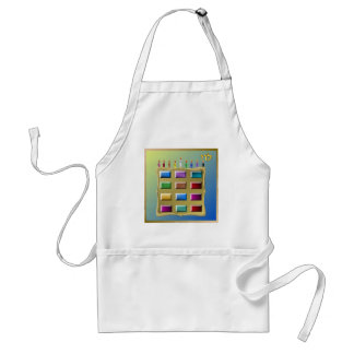 Judaica 12 Tribes Of Israel Levi Aprons