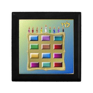 Judaica 12 Tribes Of Israel Levi Gift Box