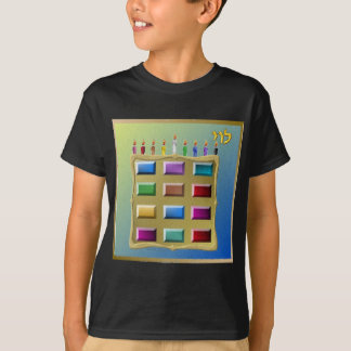 Judaica 12 Tribes Of Israel Levi T-Shirt