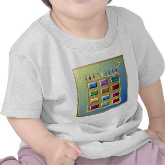 Judaica 12 Tribes Of Israel Levi T-shirts