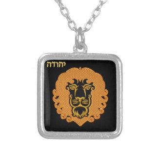 Judaica 12 Tribes of Israel Necklace - Iehuda