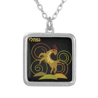 Judaica 12 Tribes of Israel Necklace - Naftali